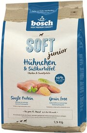 Bosch Soft Junior Chicken/Sweetpotato фото