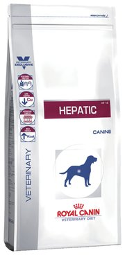 Royal Canin Корм для собак Hepatic HF16 фото
