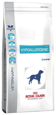 Royal Canin Корм для собак Hypoallergenic DR21 фото
