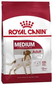 Royal Canin Корм для собак Medium Adult фото